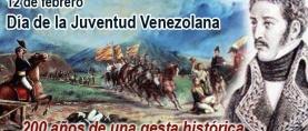 12 de febrero, Día de la Juventud Venezolana – 200 años de una gesta histórica