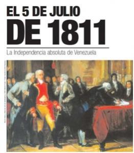 venezuela_5_julio_1811