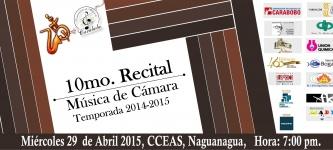 10 recital 14-15