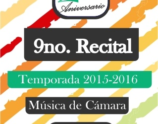 9no recital 2015-2016
