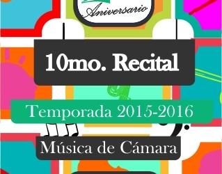 10mo recital 2015-2016