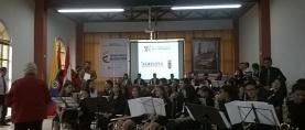 Exitosa Gira del Coro Mixto del CMC en Pamplona, Colombia