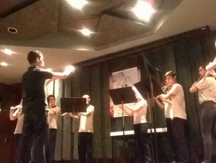 8vo RECITAL DE MÚSICA DE CAMARA, en la celebración de los 27 años, DEL CONSERVATORIO DE MÚSICA DE CARABOBO